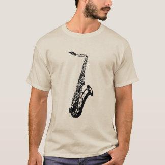 Camisa do saxofone T