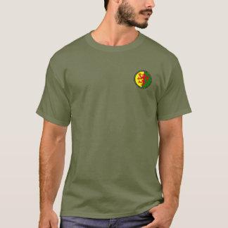 Camisa do selo da brasão do marechal de William