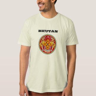Camisa do selo de BHUTAN