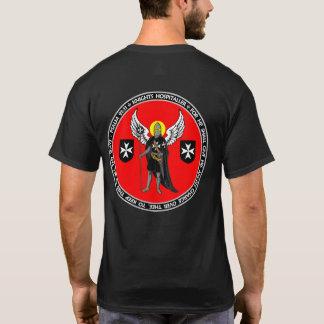 Camisa do selo do anjo-da-guarda de Hospitaller