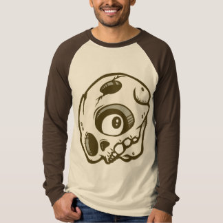 Camisa do skullie de DOLLA