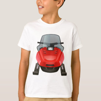 Camisa do Snowmobile
