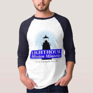 Camisa do softball do farol