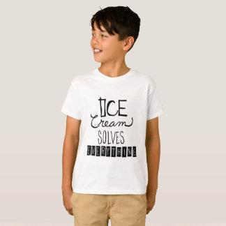Camisa do sorvete
