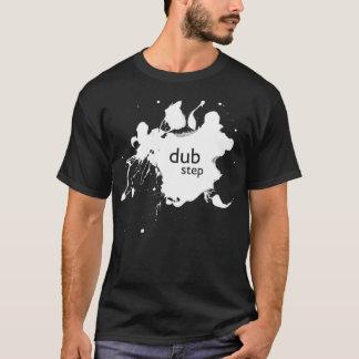 Camisa do Spatter T de Dubstep