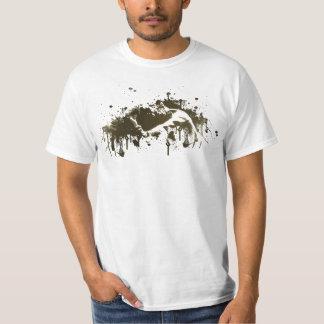 """Camisa do Splatter de """"Israel"""" Tshirt"""