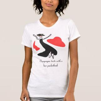 Camisa do sul do galão t-shirts