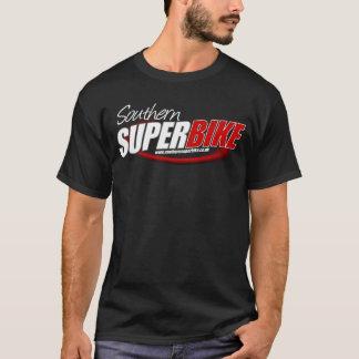 """Camisa do sul do Superbike """"T"""" (cores escuras)"""