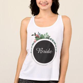 Camisa do T da noiva