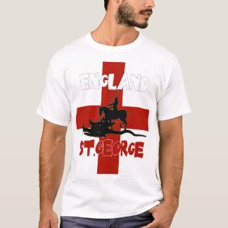 Camisa do T de St George - Inglaterra St George