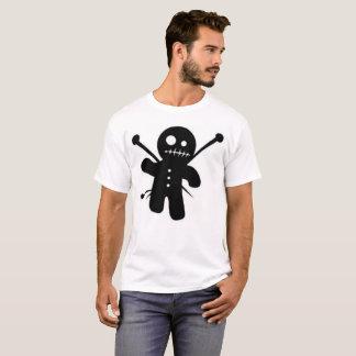 Camisa do T dos homens da boneca do Voodoo