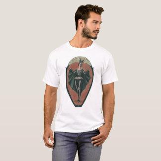 Camisa do T dos homens da imagem do Dia das Bruxas