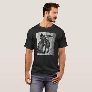 Camisa do T dos homens do Spiritualism do