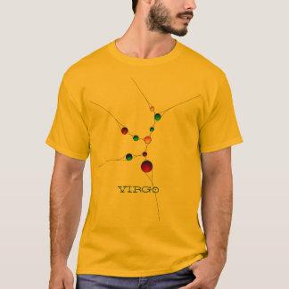 Camisa do T dos homens do Virgo