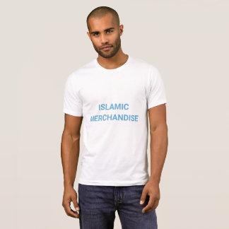 Camisa do T dos homens islâmicos da mercadoria