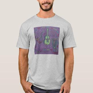 Camisa do T dos homens TODO esse jazz