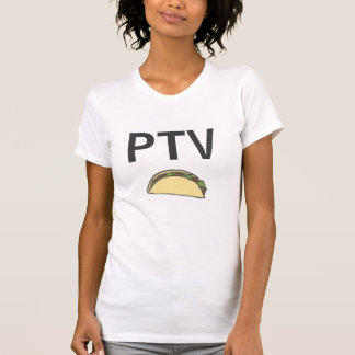 Camisa do Taco de PTV Camiseta