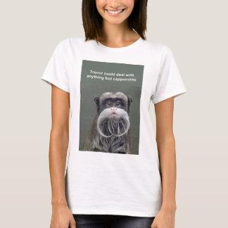 Camisa do tamarin do imperador