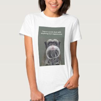 Camisa do tamarin do imperador t-shirt