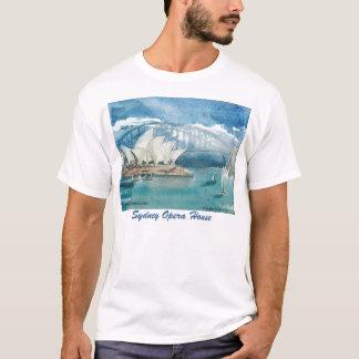 Camisa do teatro da ópera T de Sydney