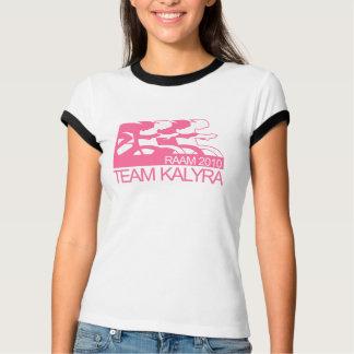 Camisa do tempo recorde de Kalyra da equipe
