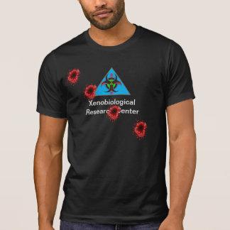 Camisa do tiro do centro de pesquisa de Xenobiolog T-shirt