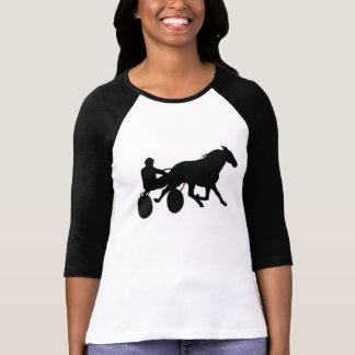 Camisa do trotador da competência de chicote de