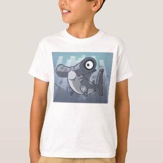 Camisa do tubarão de Hammerhead