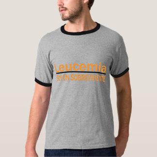 Camisa do un Sobreviviente da soja da leucemia