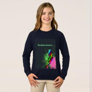 Camisa do unicórnio