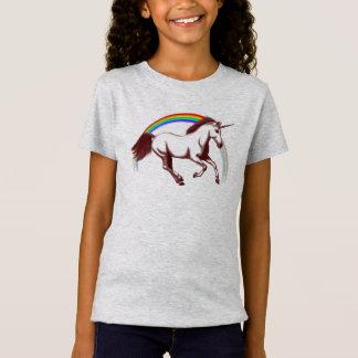 Camisa do unicórnio do Logan de Laura
