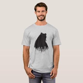 Camisa do urso da aventura