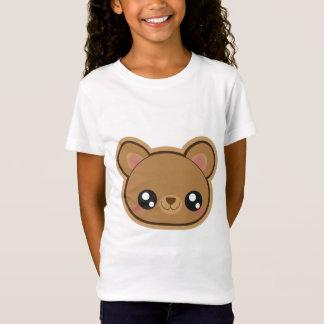 Camisa do urso de Kawaii para miúdos
