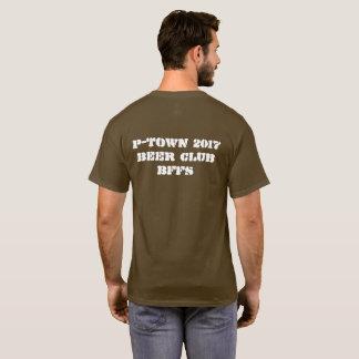 Camisa do urso de Ptown com parte traseira