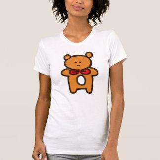 Camisa do urso de ursinho camiseta