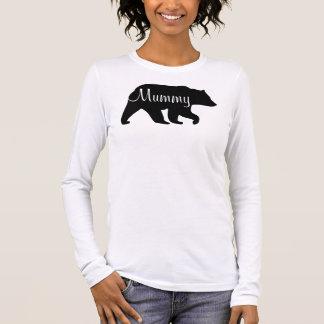 Camisa do urso T da mamã