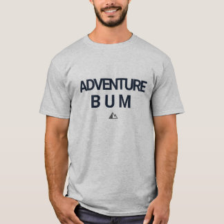 Camisa do vagabundo da aventura