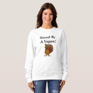 Camisa do Vegan para a acção de graças