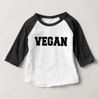 camisa do vegan t para crianças