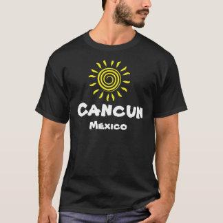 Camisa do viagem T das férias de Cancun México