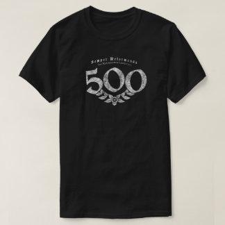Camisa do vintage da reforma de 500 Semper