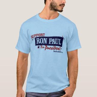 Camisa do vintage de Ron Paul do apoio