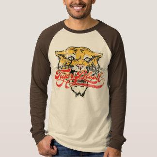 Camisa do vintage de TigerBlood