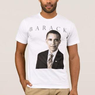 Camisa do vintage T de Barack Obama