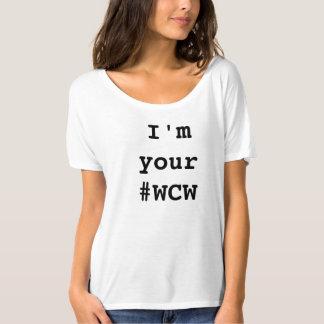 Camisa do #WCW T-shirts