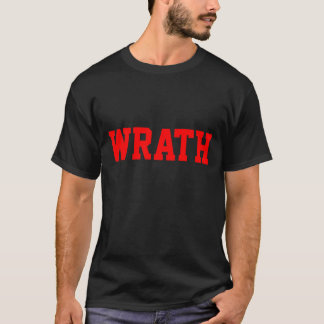 Camisa do Wrath