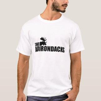 Camisa dos alces do Adirondacks
