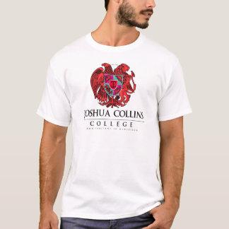 Camisa dos alunos da faculdade de Joshua Collins