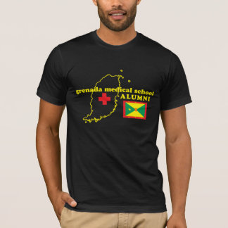 Camisa dos alunos da Faculdade de Medicina de