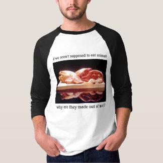 Camisa dos amantes da carne
